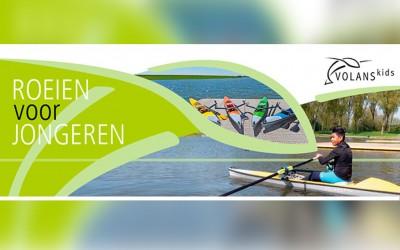 Volans Rowing brengt skiff voor kinderen op de markt