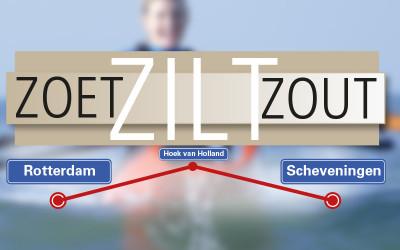 Zoet – Zilt – Zout: estafette roeitocht