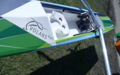 Volans shows prototype Volans4all