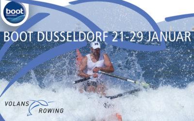 Volans begint nieuwe jaar met stand op Boot Düsseldorf